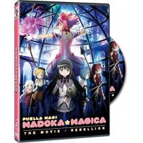MADOKA MAGICA MOVIE 3 DVD