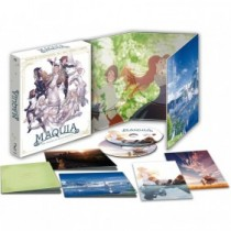 MAQUIA DIGIPACK BLU-RAY + DVD + LIBLU-RAYOS