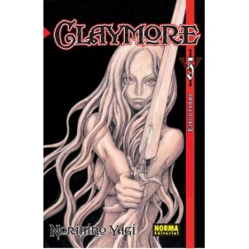 CLAYMORE 05