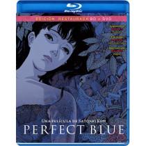 PERFECT BLUE Edición Blu-Ray Combo.