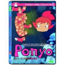 PONYO EN EL ACANTILADO DVD