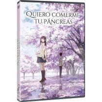 QUIERO COMERME TU PANCREAS - DVD