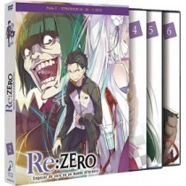 RE: ZERO PARTE 2 DVD