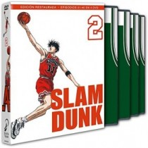 SLAM DUNK BOX 2 DVD