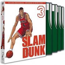 SLAM DUNK BOX 3 DVD