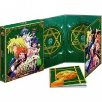SLAYERS REVOLUTION BLU-RAY