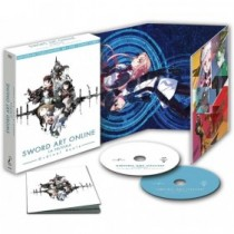 SWORD ART ONLINE - ORDINAL SCALE BLU-RAY COLECCIONISTA