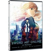 SWORD ART ONLINE - ORDINAL SCALE DVD