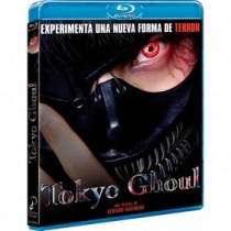 TOKYO GHOUL LIVE ACTION BLU-RAY