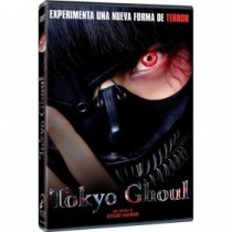 TOKYO GHOUL LIVE ACTION DVD