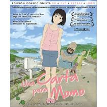 UNA CARTA PARA MOMO EDICIÓN COLECCIONISTAS DVD