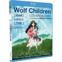 WOLF CHILDREN - Edición Blu-ray