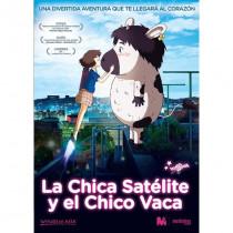 LA CHICA SATELITE Y EL CHICO VACA DVD