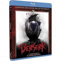 BERSERK. LA EDAD DE ORO III. EL ADVENIMIENTO. Blu-Ray