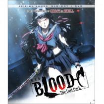 BLOOD C THE LAST DARK DVD