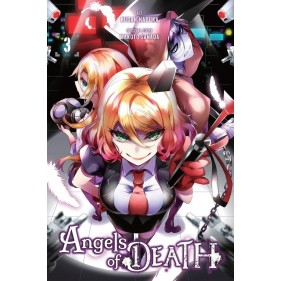 ANGELS OF DEATH 03 (INGLES - ENGLISH)