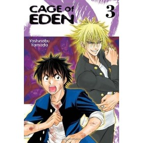CAGE OF EDEN 03 (INGLES - ENGLISH)