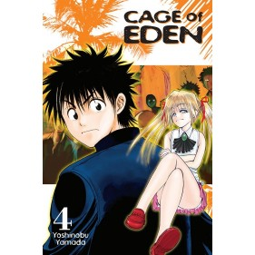 CAGE OF EDEN 04 (INGLES - ENGLISH)