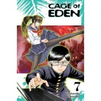 CAGE OF EDEN 07 (INGLES - ENGLISH)