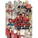 CELLS AT WORK! CODE BLACK 02 (INGLES - ENGLISH)