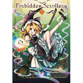 FORBIDDEN SCROLLERY 03 (INGLES - ENGLISH)