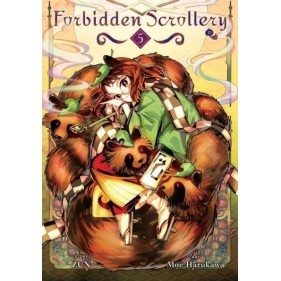 FORBIDDEN SCROLLERY 05 (INGLES - ENGLISH)