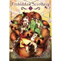 FORBIDDEN SCROLLERY 05 (INGLES - ENGLISH)