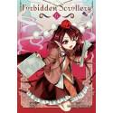 FORBIDDEN SCROLLERY 06 (INGLES - ENGLISH)