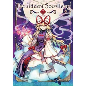 FORBIDDEN SCROLLERY 07 (INGLES - ENGLISH)