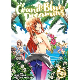 GRAND BLUE DREAMING 04 (INGLES - ENGLISH)