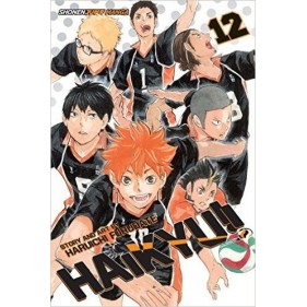 HAIKYU!! 12 (INGLES - ENGLISH)