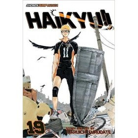 HAIKYU!! 19 (INGLES - ENGLISH)