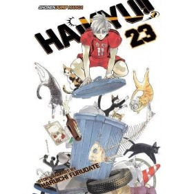 HAIKYU!! 23 (INGLES - ENGLISH)
