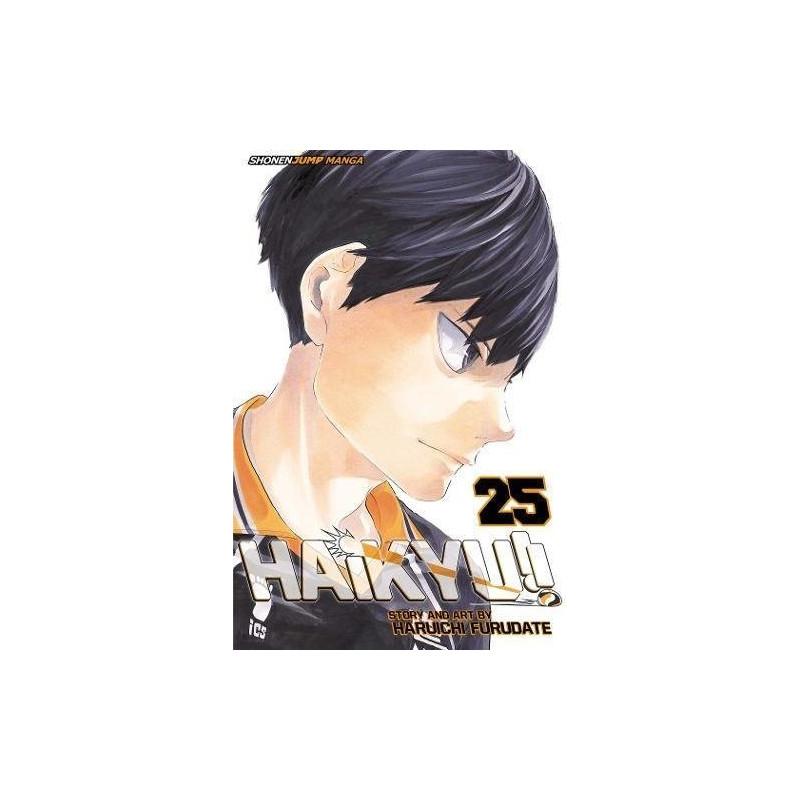 HAIKYU!! 25 (INGLES - ENGLISH)