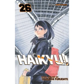 HAIKYU!! 26 (INGLES - ENGLISH)