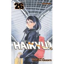 HAIKYU!! 26 (INGLES - ENGLISH)