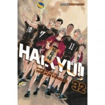 HAIKYU!! 32 (INGLES - ENGLISH)