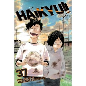 HAIKYU!! 37 (INGLES - ENGLISH)