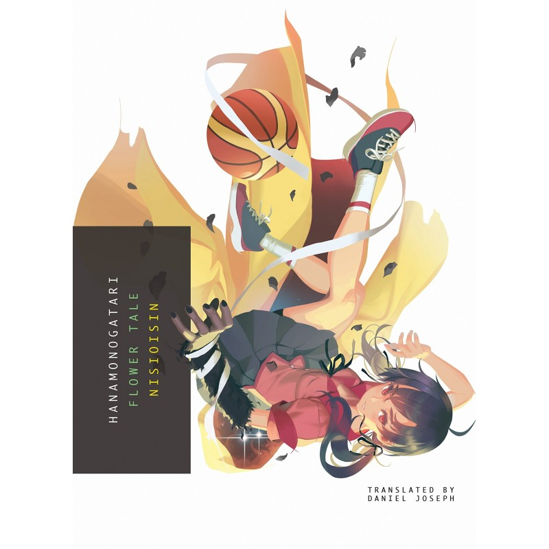 HANAMONOGATARI: FLOWER TALE (LIGHT NOVEL) (INGLES - ENGLISH)
