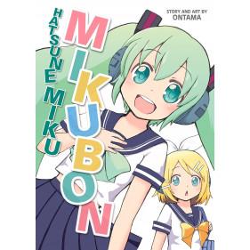 HATSUNE MIKU MIKUBON (INGLES - ENGLISH)
