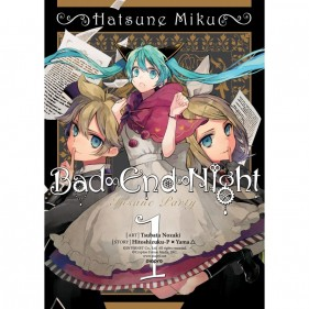 HATSUNE MIKU: BAD END NIGHT 01 (INGLES - ENGLISH)
