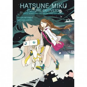 HATSUNE MIKU: FUTURE DELIVERY 01 (INGLES - ENGLISH)