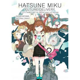 HATSUNE MIKU: FUTURE DELIVERY 02 (INGLES - ENGLISH)