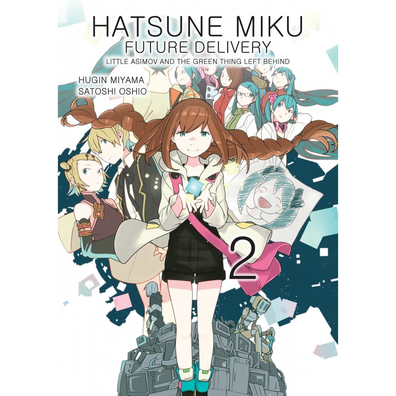 HATSUNE MIKU: FUTURE DELIVERY 02 (INGLES - ENGLISH)
