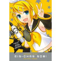 HATSUNE MIKU: RIN-CHAN NOW! 03 (INGLES - ENGLISH)