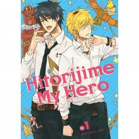 HITORIJIME MY HERO 01 (INGLES - ENGLISH)