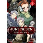 JUNI TAISEN: ZODIAC WAR MANGA 02 (INGLES - ENGLISH)
