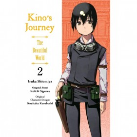 KINO'S JOURNEY 02 (INGLES - ENGLISH)