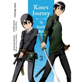 KINO'S JOURNEY 03 (INGLES - ENGLISH)