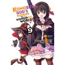 KONOSUBA 09 (INGLES - ENGLISH)
